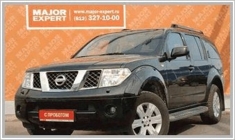 Авто Nissan Pathfinder 4.0 AT