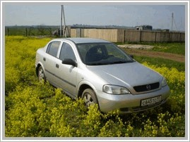 Продаю Opel Astra 5dr 1.8 MT