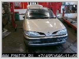 Продажа авто Renault Megane Estate 1.6 AT