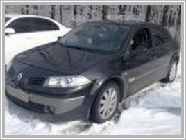 Продажа Renault Megane Estate 2.0 AT