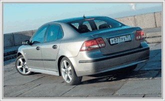 Продам авто Saab 9-3 Convertible 2.0 TS AT