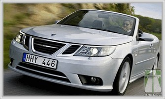 Авто Saab 9-3 Convertible 2.0 TS AT