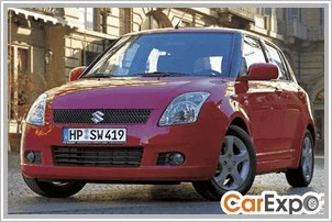 Автомобиль Suzuki Swift 1.3 AT 4x2