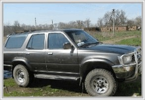 Автомобиль Toyota 4runner 4.0 i 245 Hp