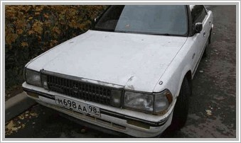 Автомобиль Toyota Crown 3.0 Royal