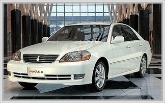 Продажа Toyota Mark II Wagon Blit 2.5 196 Hp
