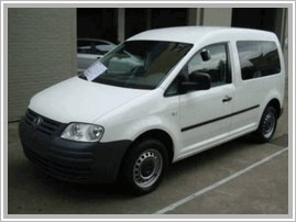 Срочно продам Volkswagen Caddy Kombi 1.9 4MOTION