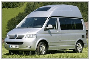 Продажа авто Volkswagen California 1.9 105 Hp