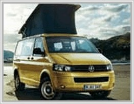 Автомобиль Volkswagen California 2.5 130 Hp 4 motion