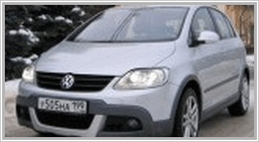 Продам авто Volkswagen CrossGolf 1.6 AT