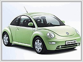 Продаю авто Volkswagen New Beetle 1.8 4AT