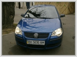 Продам авто Volkswagen Polo Sedan 1.6 AT