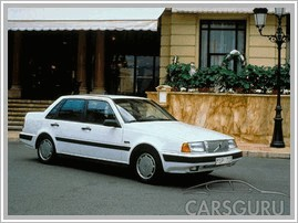 Автомобиль Volvo 460 1.7 Turbo 120 Hp